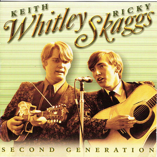 Second Generation by Keith Whitley