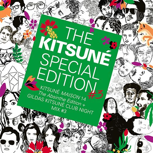 The Kitsuné Special Edition #3 (Kitsuné Maison 14: The Absinthe Edition + Gildas Kitsuné Club Night Mix #3) von Various Artists