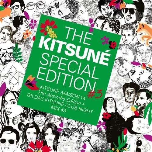 The Kitsuné Special Edition #3 (Kitsuné Maison 14: The Absinthe Edition + Gildas Kitsuné Club Night Mix #3) by Various Artists