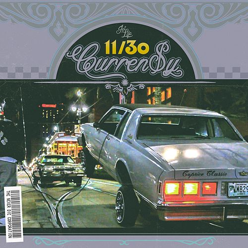 Andretti 11/30 by Curren$y