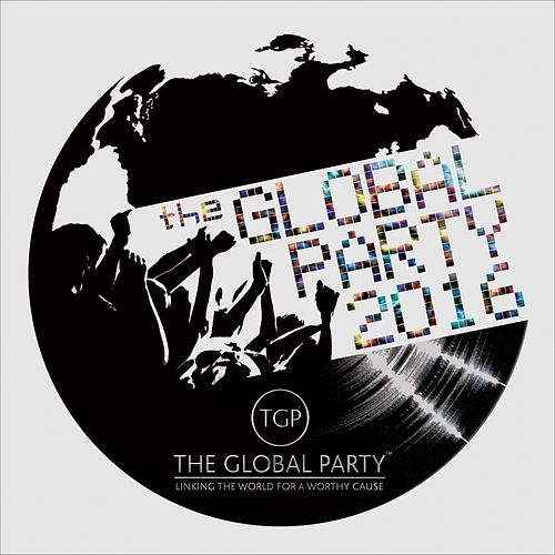 The Global Party Album 2016 (Linking the World for a Worthy Cause) de Various Artists