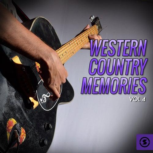 Western Country Memories, Vol. 4 de Various Artists