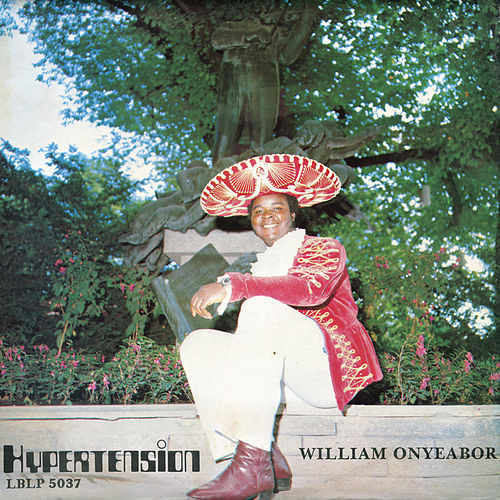 Hypertension de William Onyeabor