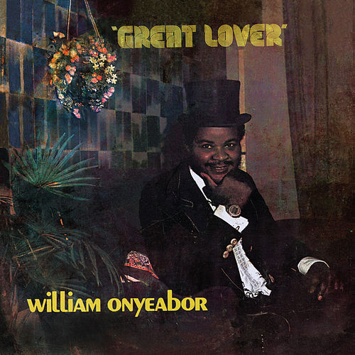 Great Lover de William Onyeabor