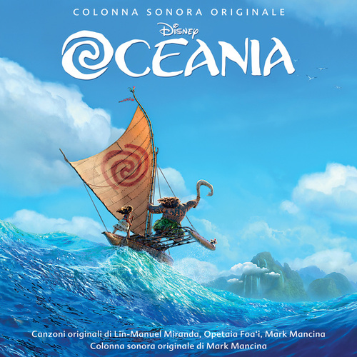 Oceania (Colonna Sonora Originale) di Various Artists
