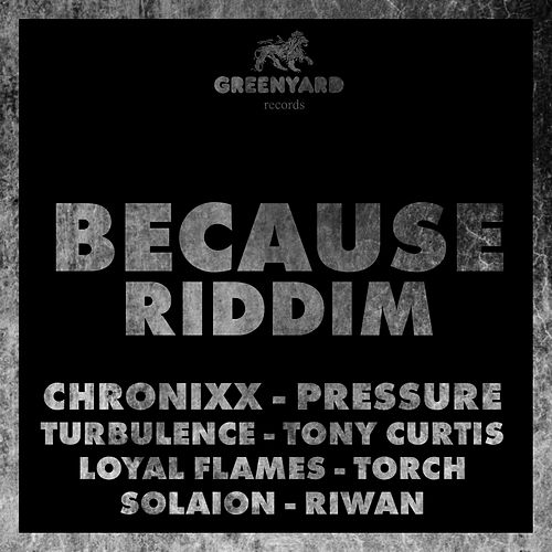 Because Riddim by Various Artists