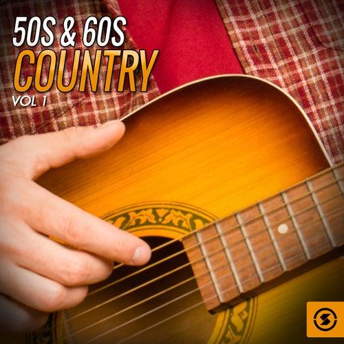 50's & 60's Country, Vol. 1 de Various Artists