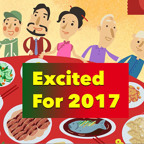 Excited For 2017 von Various Artists