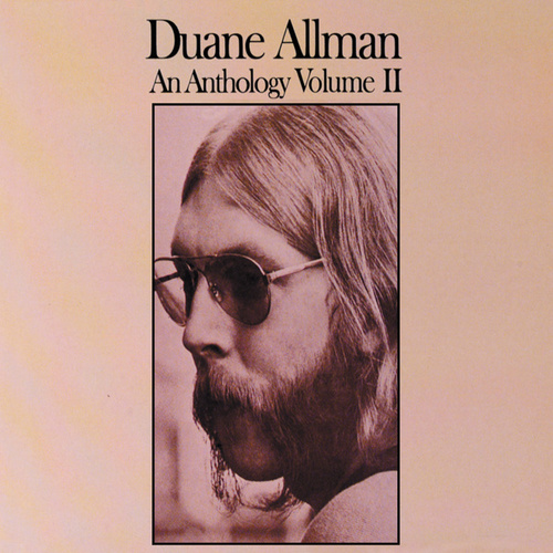 An Anthology Vol. 2 by Duane Allman