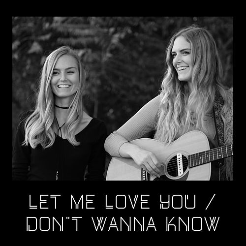 Let Me Love You / Don't Wanna Know (feat. Jaclyn Davies) by Megan Davies