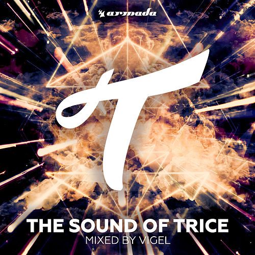The Sound Of Trice de Various Artists