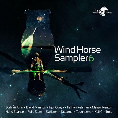 Wind Horse Sampler 6 von Various Artists