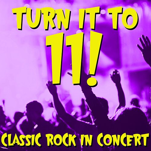 Turn It to 11!  Classic Rock In Concert by Various Artists