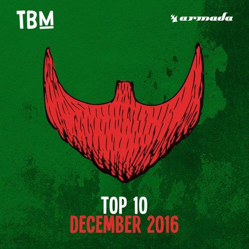The Bearded Man Top 10 - December 2016 de Various Artists