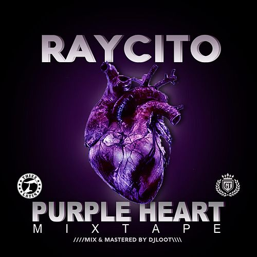 Purple Heart von Raycito