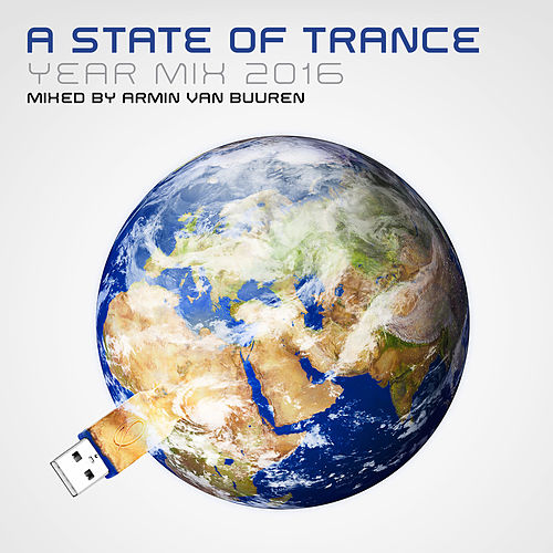 A State Of Trance Year Mix 2016 (Mixed by Armin van Buuren) von Various Artists