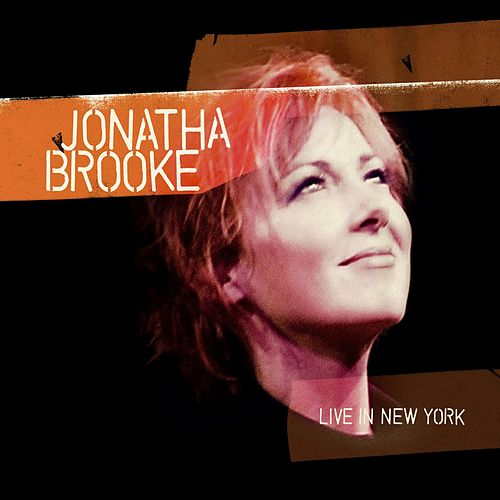 Live in New York by Jonatha Brooke