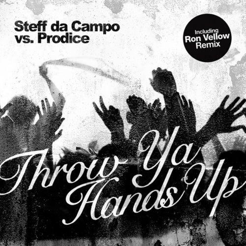 Throw Ya Hands Up by Steff Da Campo