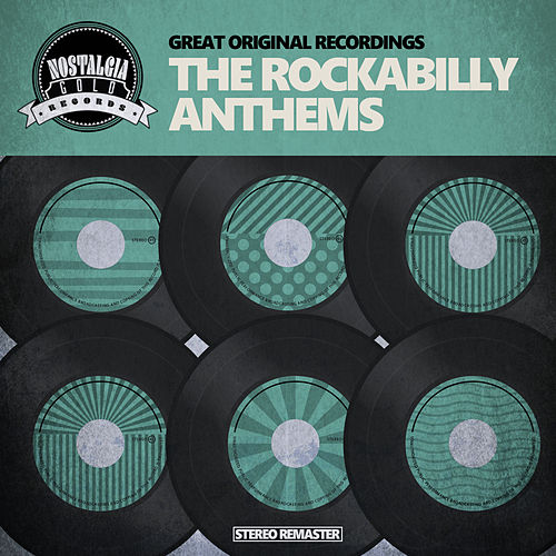 The Rockabilly Anthems by Various Artists