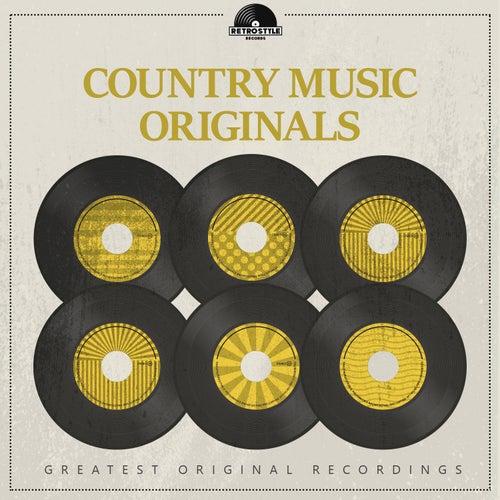 Country Music Originals de Various Artists
