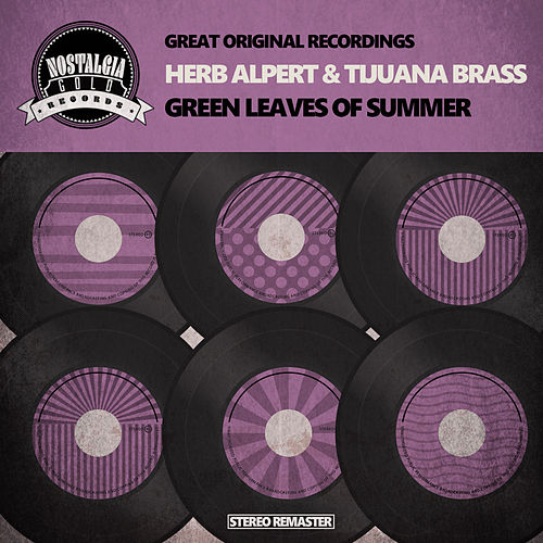 Green Leaves of Summer by Herb Alpert &amp