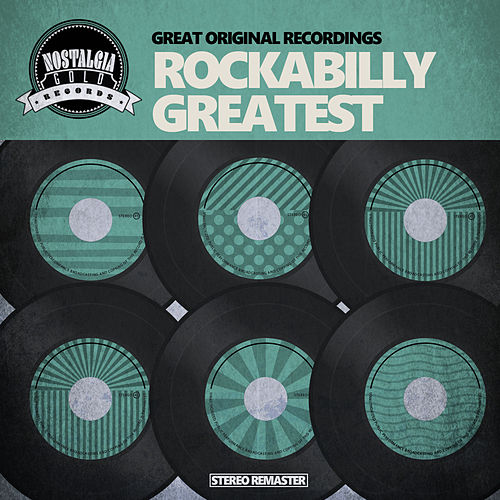 Rockabilly Greatest Hits of the Past - Vol. 2 by Various Artists