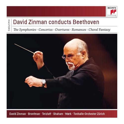 David Zinman Conducts Beethoven von David Zinman
