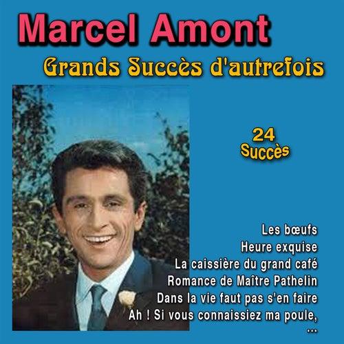 Grands Succès d'Autrefois de Marcel Amont