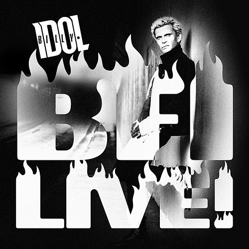 Bfi Live! von Billy Idol