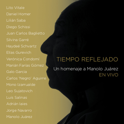 Tiempo Reflejado - Un Homenaje a Manolo Juárez de Various Artists
