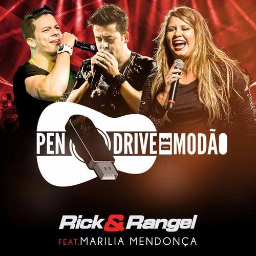 Pen Drive De Modão von Rick & Rangel