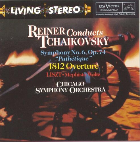 Reiner Conducts Tchaikovsky fra Fritz Reiner