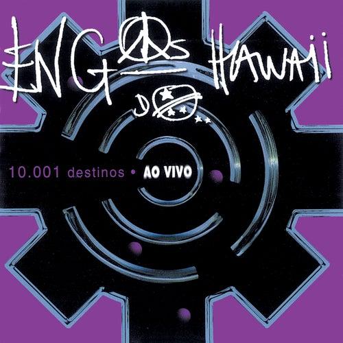 10.001 Destinos (Live) de Various Artists