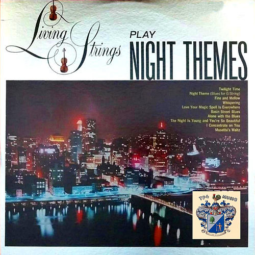 Night Themes de Living Strings
