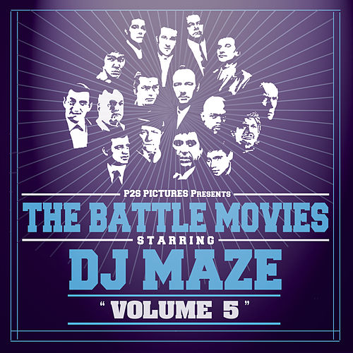The Battle Movies, Vol. 5 de DJ Maze