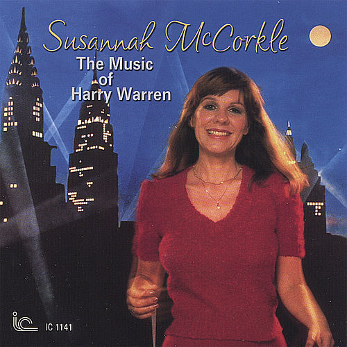 The Music of Harry Warren von Susannah McCorkle