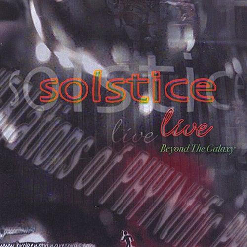 Live:Beyond the Galaxy de Solstice