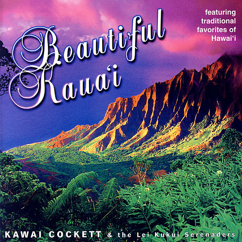 Beautiful Kaua'i de Kawai Cockett