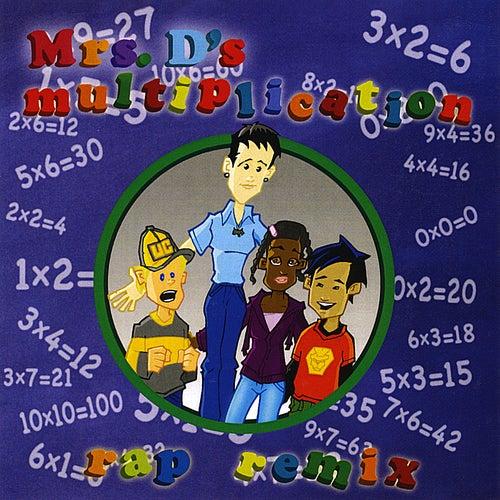 Mrs. D's Multiplication Rap Remix (Feat. Stevie Stone) de Stevie Stone