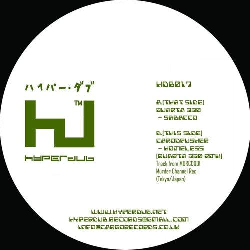 Homeless (Quarta 330 rmx) / Sabacco von Various Artists