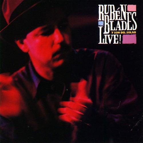 Ruben Blades Y Son Del Solar...Live! de Ruben Blades