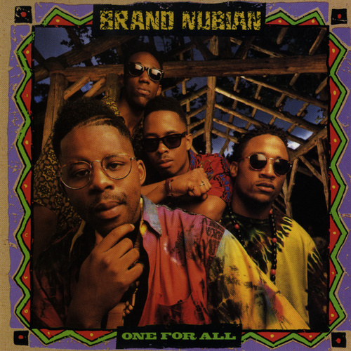 One For All de Brand Nubian