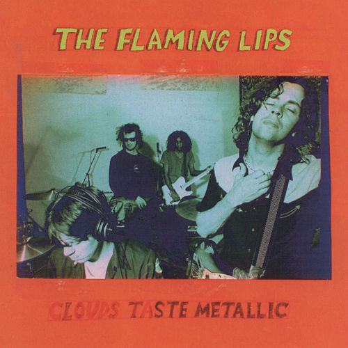 Clouds Taste Metallic de The Flaming Lips