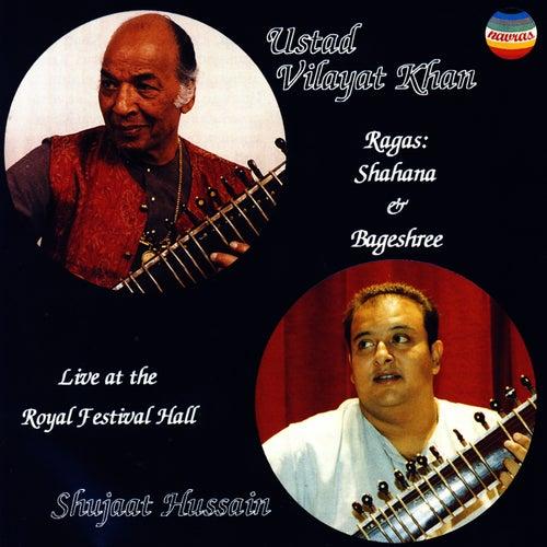 Live at the Royal Festival Hall, London, November 25, 1993 by Ustad Vilayat Khan