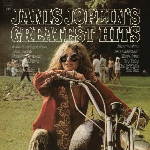 Janis Joplin's Greatest Hits fra Janis Joplin