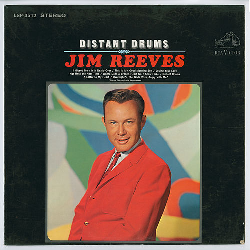 Distant Drums von Jim Reeves