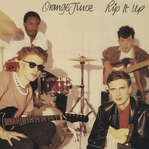 Rip It Up de Orange Juice