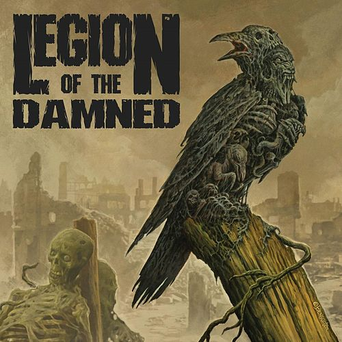 Ravenous Plague de Legion Of The Damned