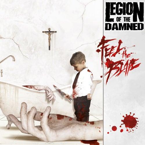 Feel the Blade de Legion Of The Damned