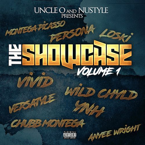 Uncle O and NuStyle presents 'The Showcase' (Volume 1) von Various Artists